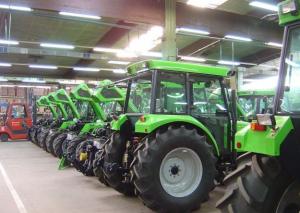 proizvodnja traktorjev