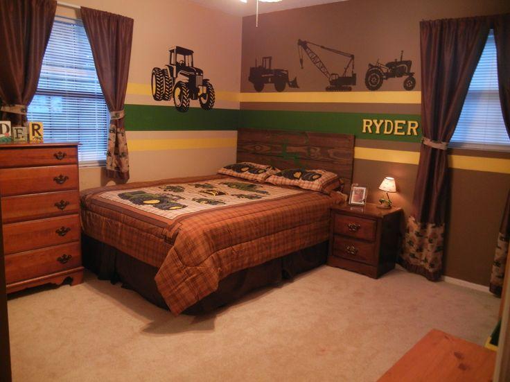 Ideje za traktorje v obliki postelj in spalnic