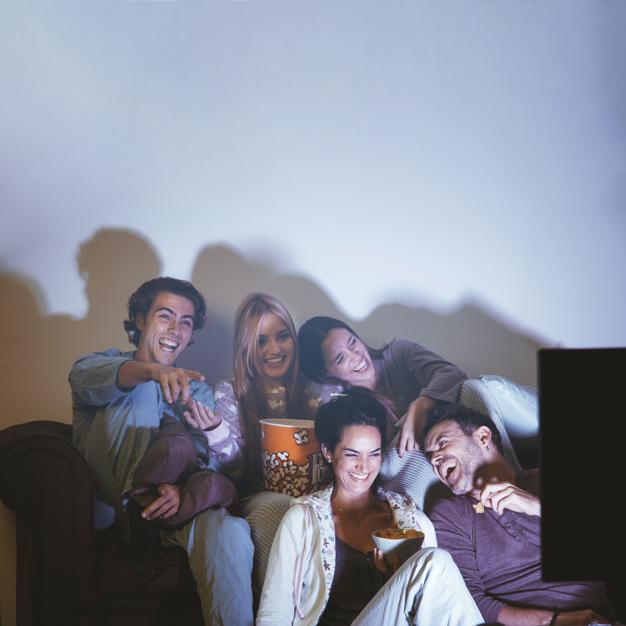 Zakaj gledamo televizijo