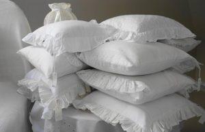 posteljnina bela